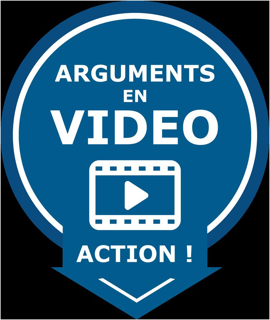 Arguments en vidéo